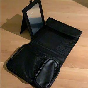 Dior Bags - {Dior} Beauty NWOT black makeup bag